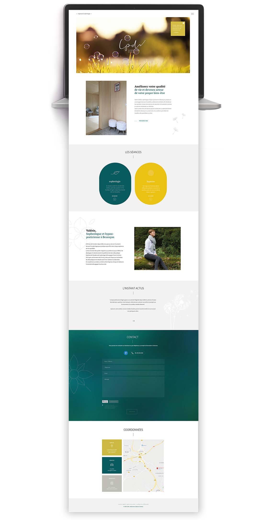 webdesign LPDV